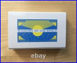 World Trade Center, Twin Towers, Wtc, 9/11, Windows On The World Matchbox, Rare Find
