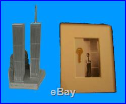 World Trade Center WTC Key Building Architecture Twin Towers New York NYC 9 11