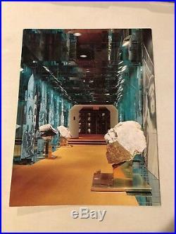 World Trade Center Windows on the World Restaurant Post Cards