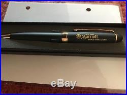 World Trade Centre Marriott ball point Pen pre 2011 in gift box